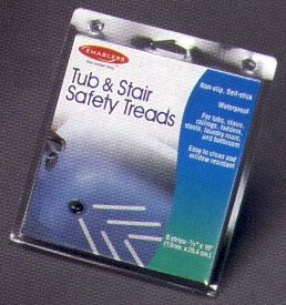 Tub and Stair Safety Treads