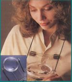 Hands Free Magnifier - Click On Image To Enlarge