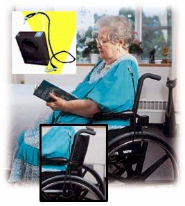 Bed / Chair Alarm Patient Alert & Bed / Chair Alarm; Elderly Physically Impaired Arthritis Sufferers.
