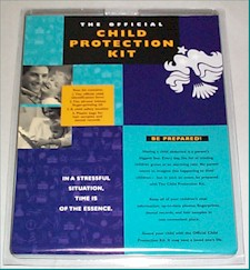 Child Identification & Protection Kit