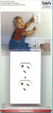 Swivel Plug Outlet Cover